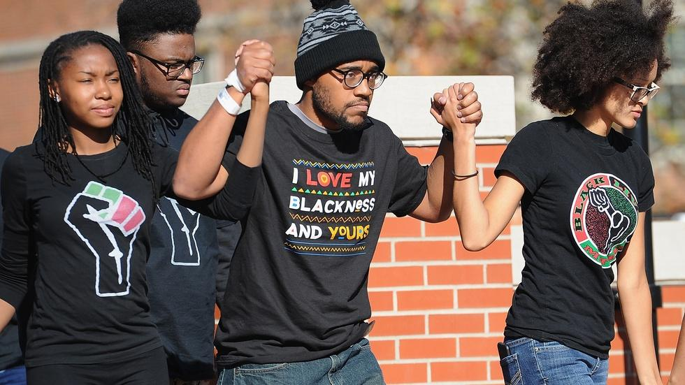 How a student revolt ousted Mizzou's leadership image