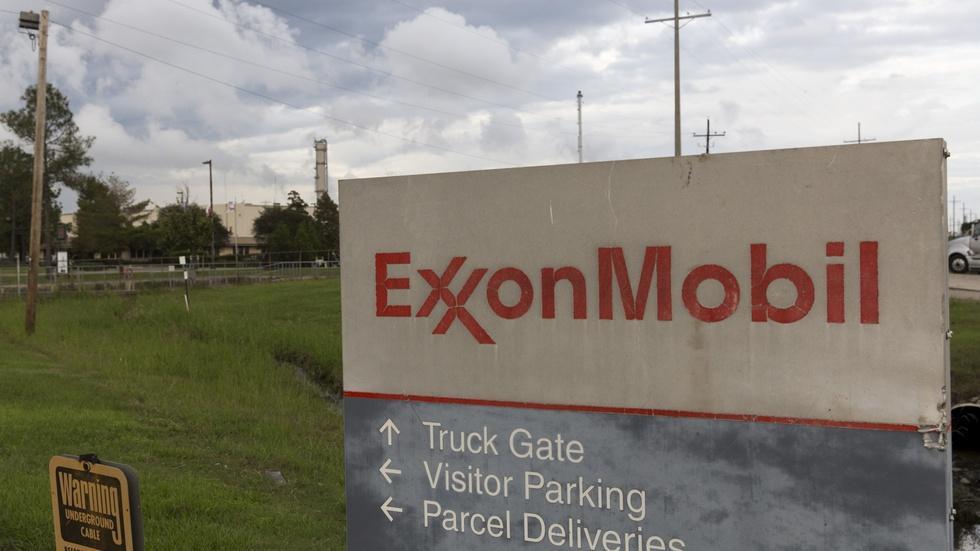 Has Exxon Mobil mislead the public about climate change? image