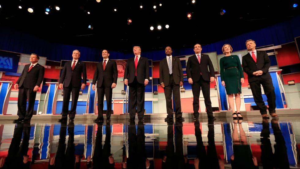 GOP presidential candidates come out divided on immigration image