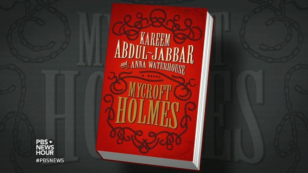 Kareem Abdul-Jabbar turns a love of Sherlock into new novel image