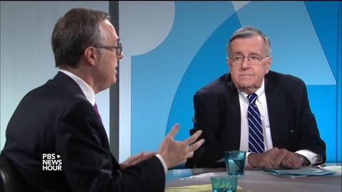 PBS NewsHour -- Shields and Gerson on Paris terror attack