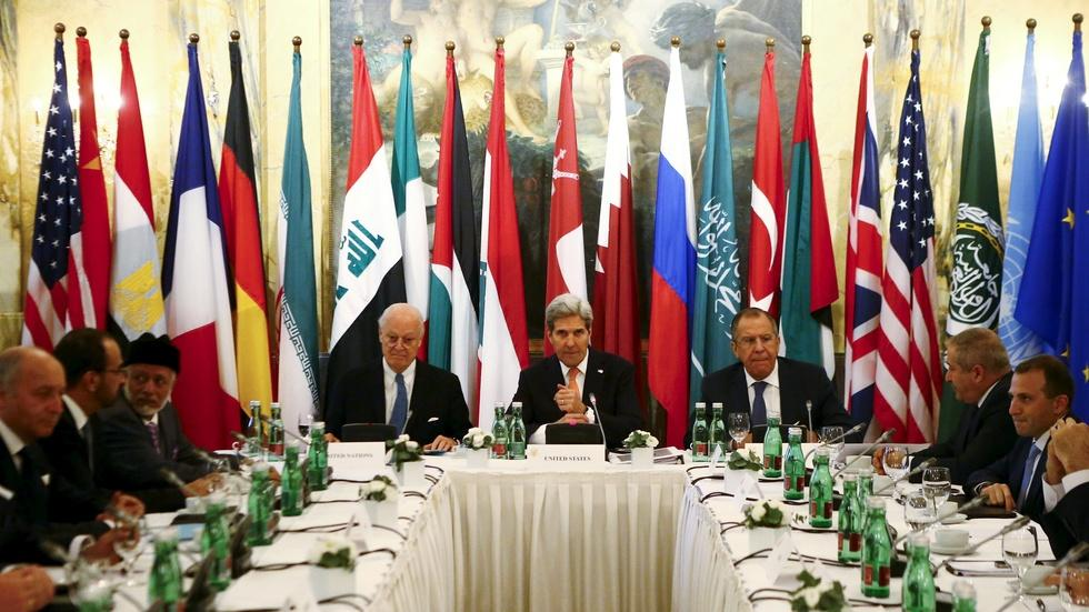 Ambitious G-20 proposal for political transition in Syria image