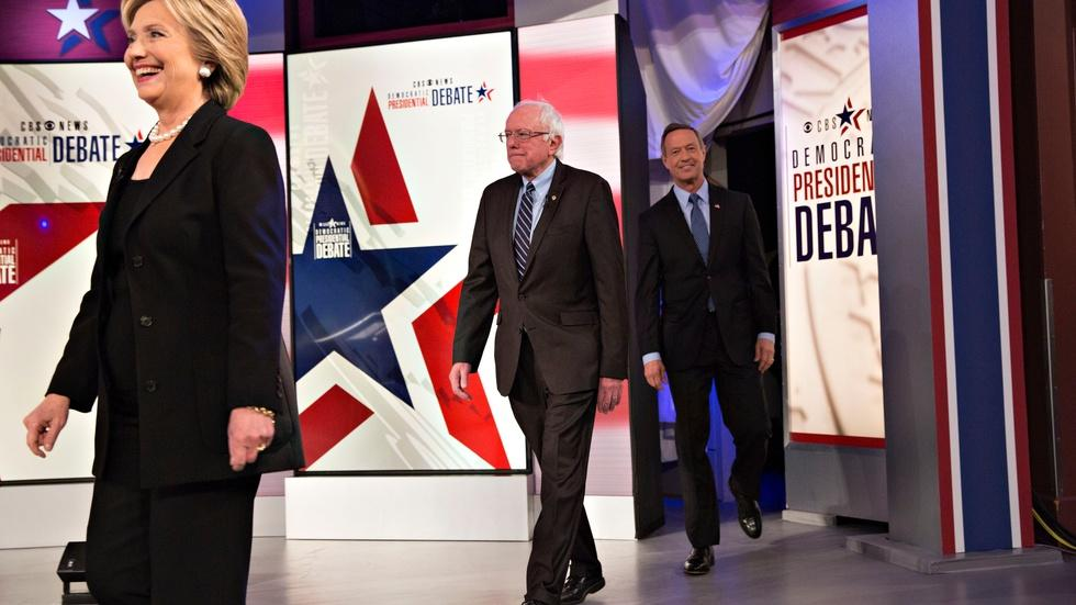 Fact or Fiction? Checking the Democrats' debate statements image