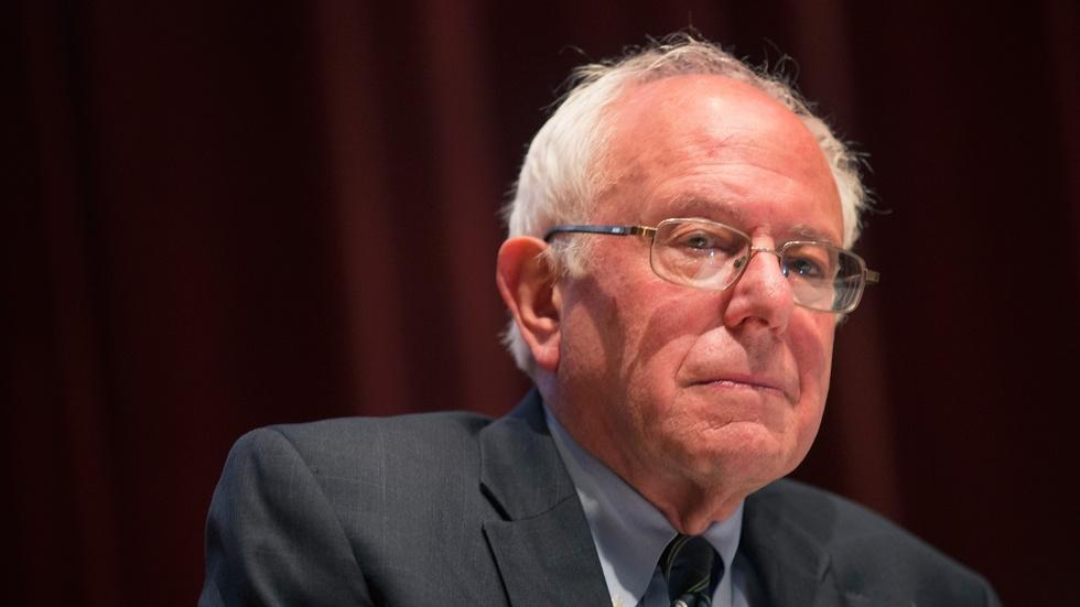 Sanders: Turning away refugees destroys the idea of America image