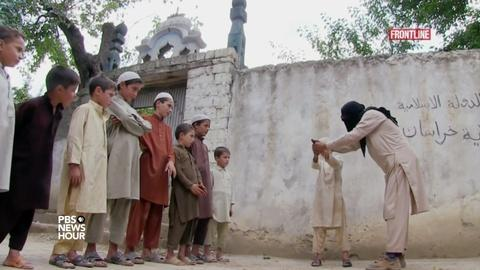 PBS NewsHour -- How the Islamic State indoctrinates Afghan children