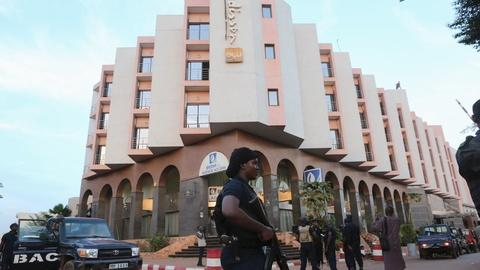 PBS NewsHour -- Who was behind the Bamako hotel attack?