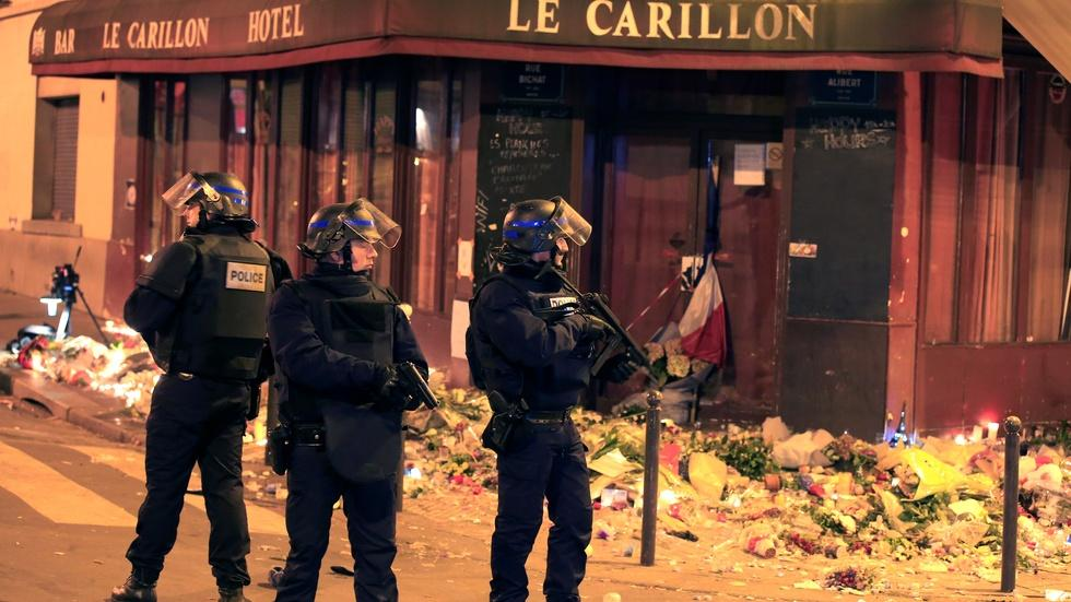 Could a 'Paris-type' attack happen in the U.S.? image