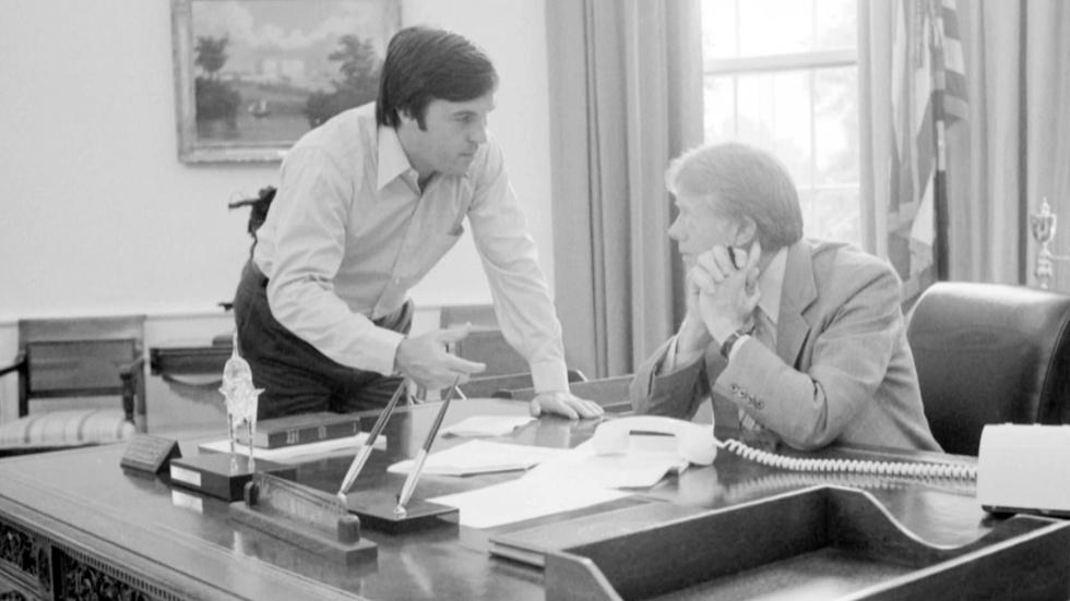 Hamilton Jordan's coming of age in the segregated South image