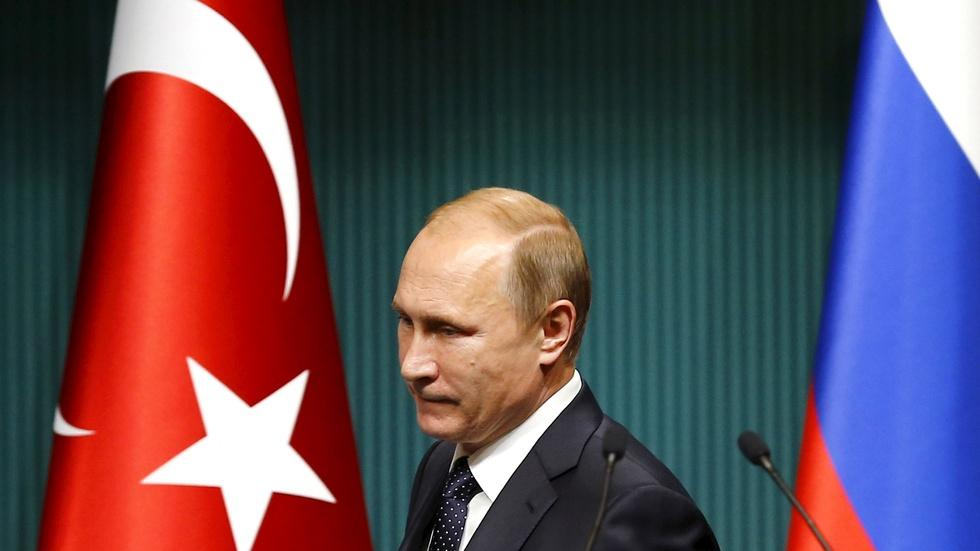 Russia orders new sanctions against Turkey image