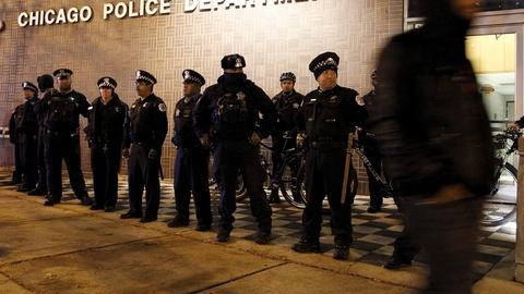 PBS NewsHour -- Chicago police superintendent out amid anger over shooting