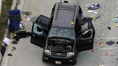 PBS NewsHour -- Police still searching for motive in San Bernardino case