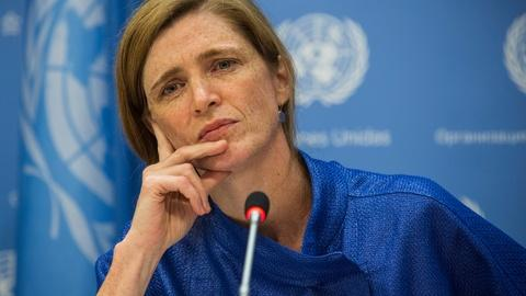 PBS NewsHour -- Ambassador Power on uniting anti-ISIS coalition