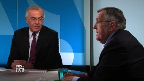PBS NewsHour -- Shields and Brooks on the San Bernardino shooting