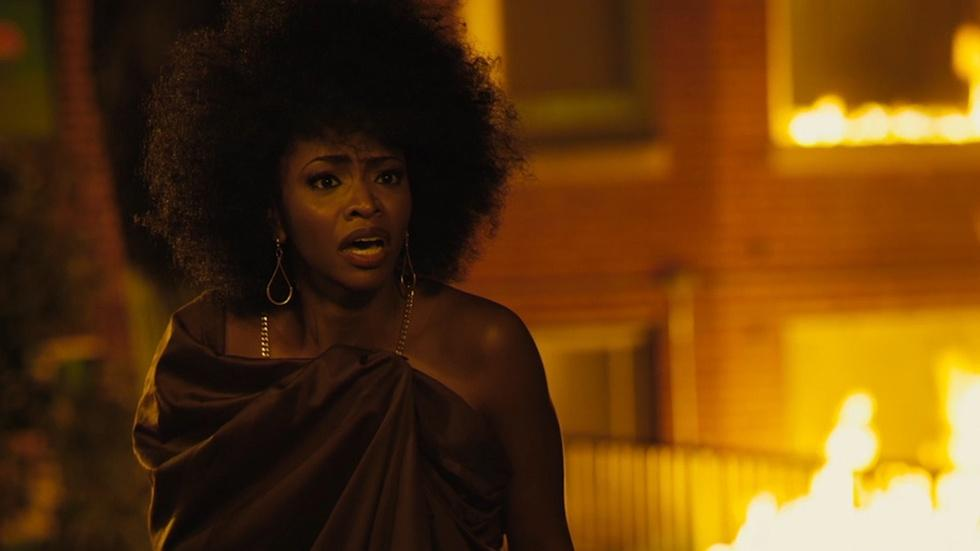 Women take a stand against violence in Spike Lee's 'Chi-Raq' image