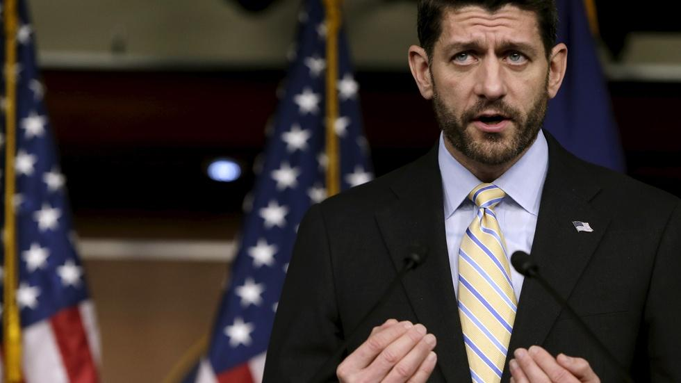 How Speaker Ryan is retooling the GOP agenda image