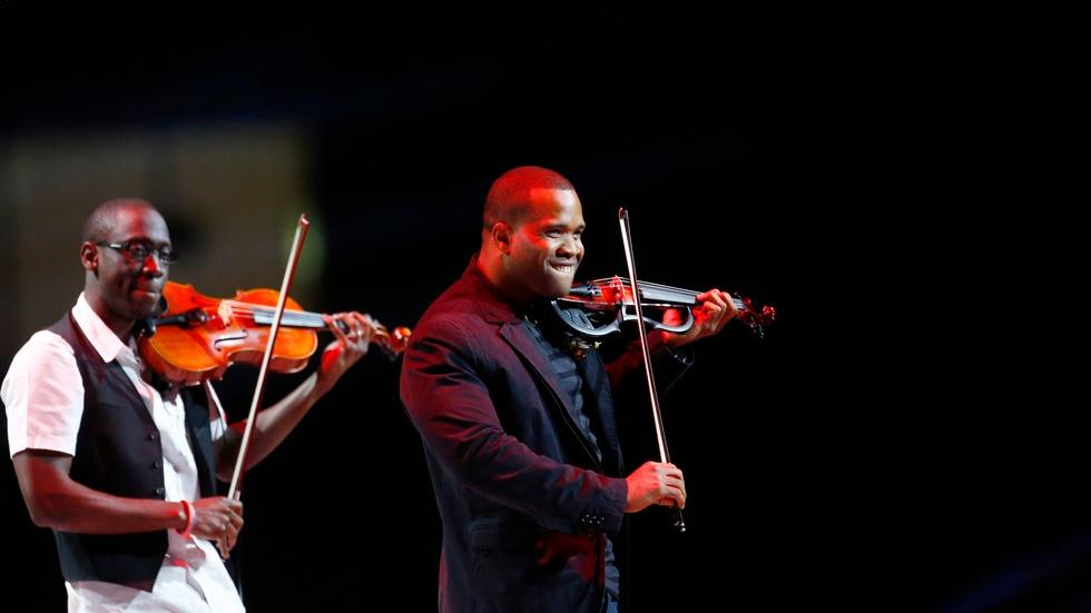 Black Violin wants to break your classical music stereotypes image