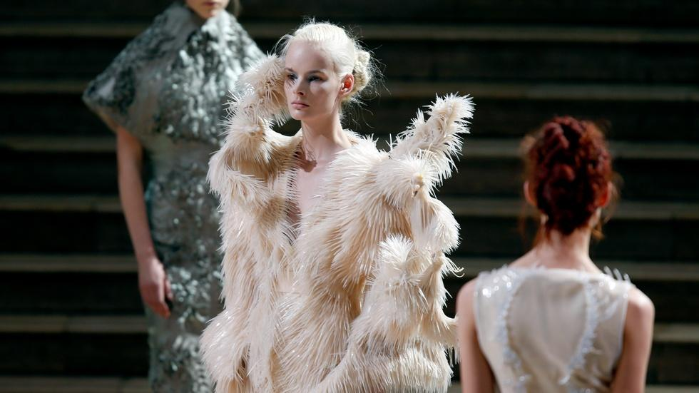 Why we should embrace innovative fashion, not laugh at it image