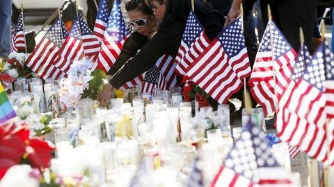 PBS NewsHour -- News Wrap: Man who bought San Bernardino rifles arrested