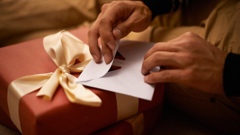 What's the best gift you've ever received? image