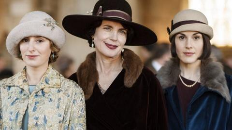 PBS NewsHour -- One last visit to Downton Abbey before fans say goodbye