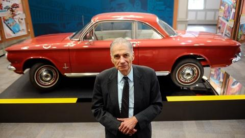 PBS NewsHour -- Inside Ralph Nader's American Museum of Tort Law