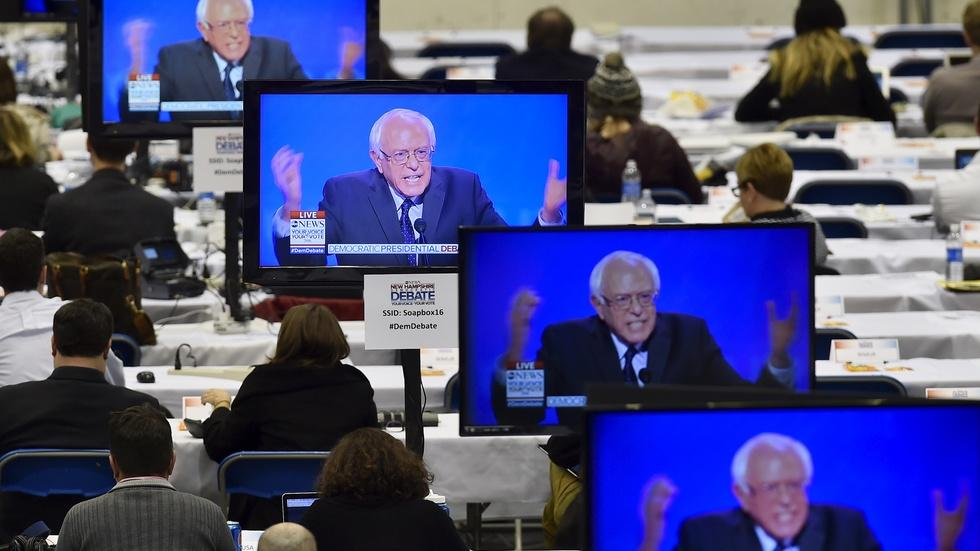 Fact-checking the third Democratic presidential debate image