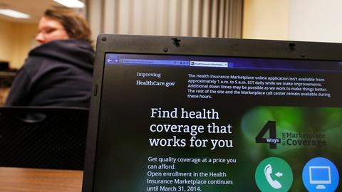 PBS NewsHour -- Popular health insurance co-ops 'orphaned by politics'