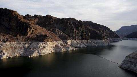PBS NewsHour -- Lost history treasures revealed as waters recede in Nevada