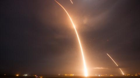 PBS NewsHour -- What a reusable rocket means for the future of spaceflight