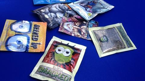 PBS NewsHour -- Synthetic drugs, an unknown grab-bag of toxic chemicals