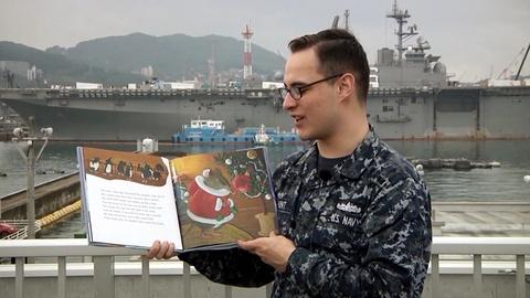 PBS NewsHour -- Hear a Christmas poem from troops overseas