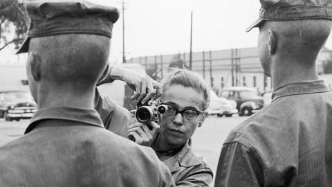 PBS NewsHour -- A tribute to a pioneering woman war correspondent