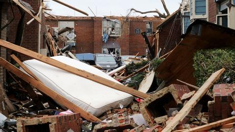 PBS NewsHour -- What's stirring up this winter's extreme storms?