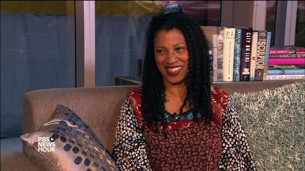 Poet evokes the black female form across history image