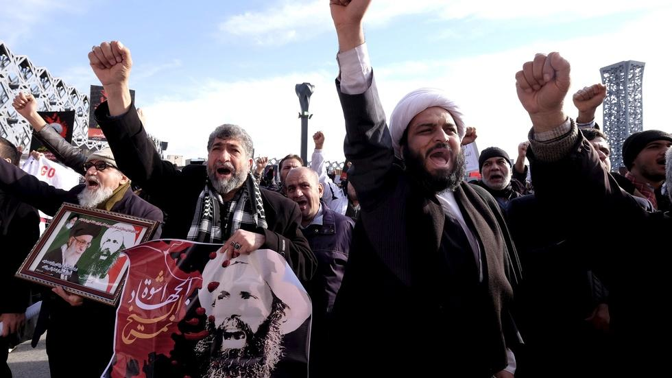 A view from Iran on heightened conflict with Saudi Arabia image