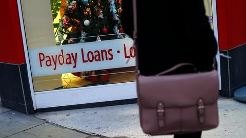 PBS NewsHour -- Fighting the debt trap of triple-digit interest rate loans