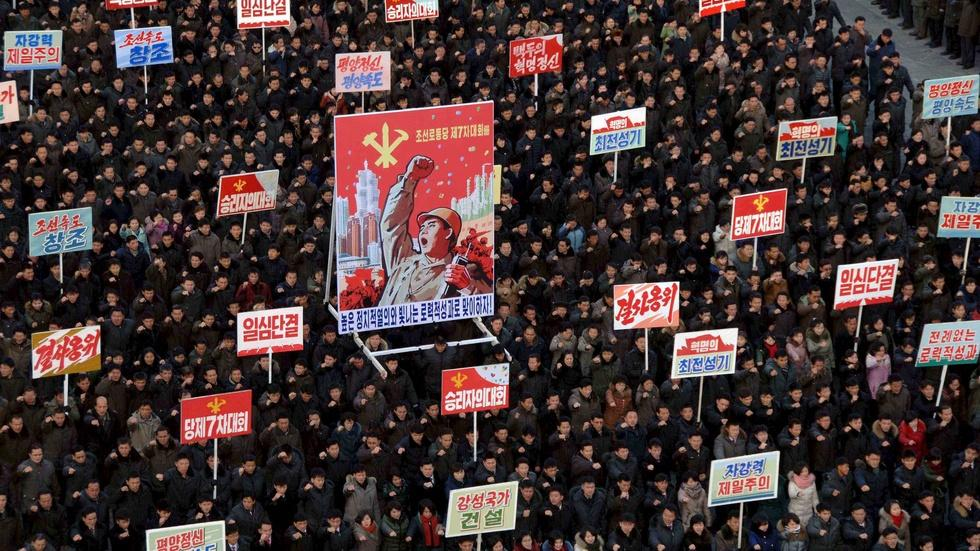 How should the world respond to North Korea's h-bomb claim? image