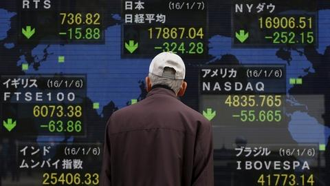 PBS NewsHour -- What does the market crash say about China's economy?