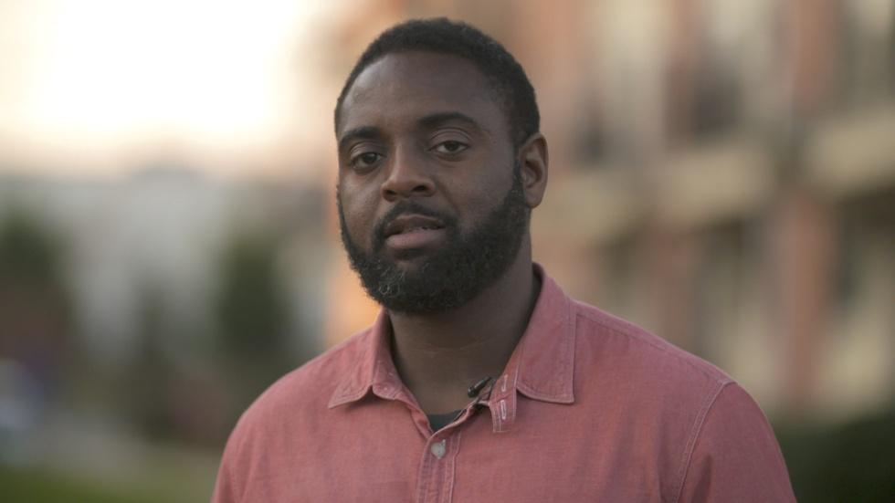Reginald Dwayne Betts, 'For the city that nearly broke me' image