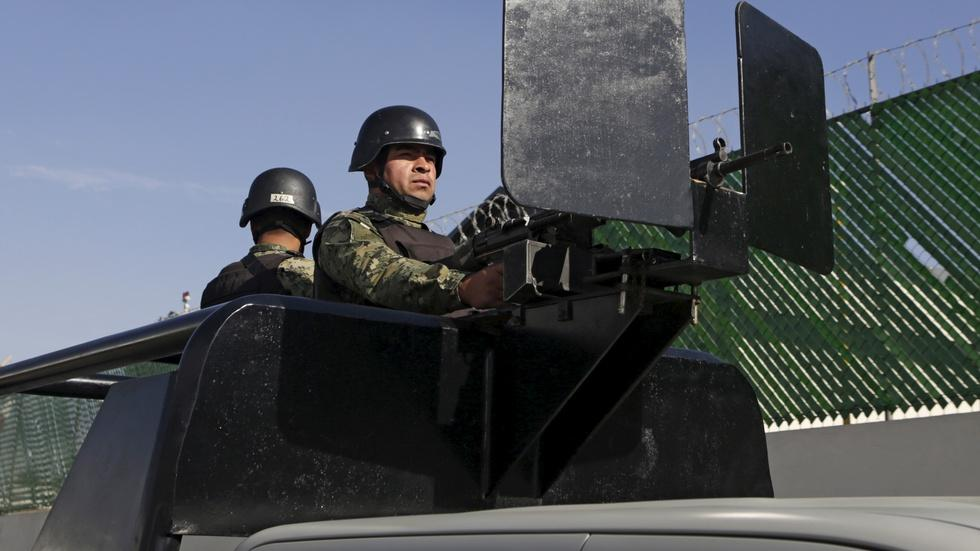 What the capture of 'El Chapo' means for Mexico's drug wars image