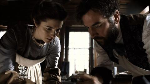 PBS NewsHour -- In 'Mercy Street,' Civil War trauma and modern medical drama