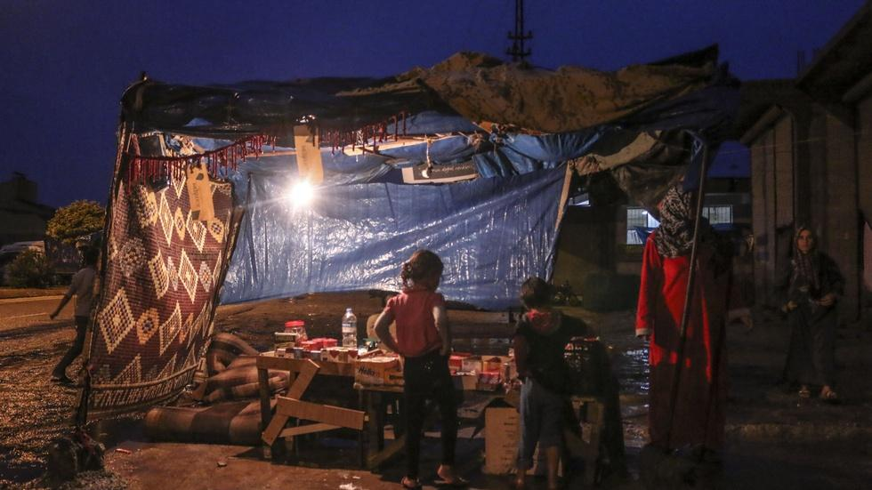 Syrian refugees in Turkey suffer harsh living conditions image