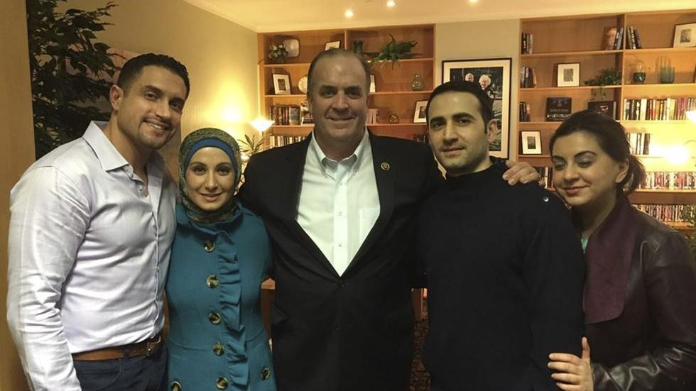 After years in Iranian jail, Americans ready to restart life image