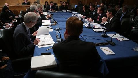 PBS NewsHour -- U.S. tightens Visa Waiver Program in wake of terror attacks