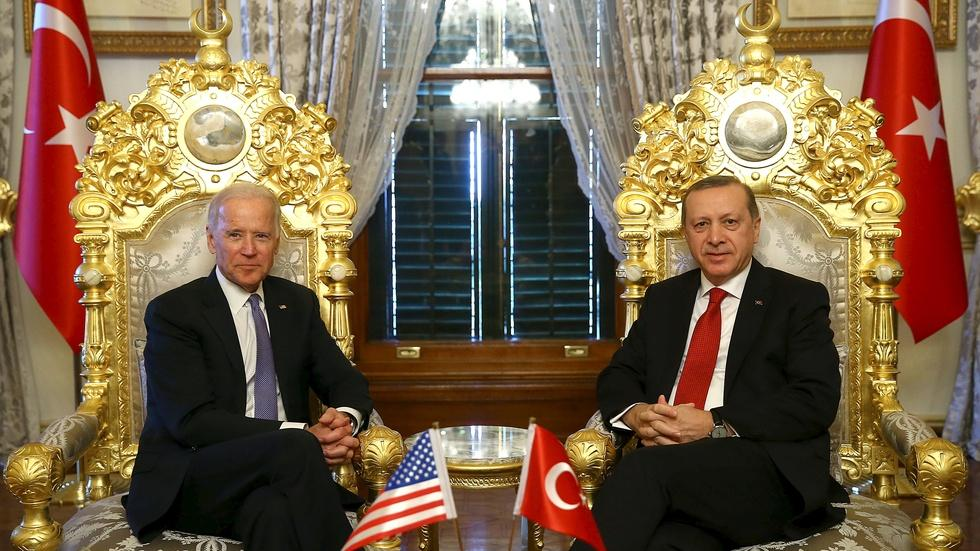 U.S., Turkey prepared for military solution ISIS in Syria image