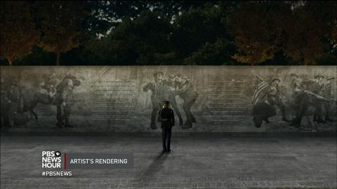PBS NewsHour -- Keeping the memory of WWI alive with plans for a memorial