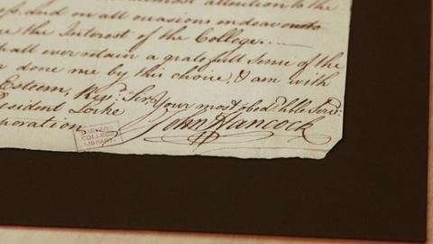 PBS NewsHour -- New project will put Harvard's colonial archives online