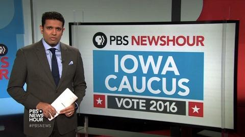 PBS NewsHour -- How good is Iowa at picking White House winners?
