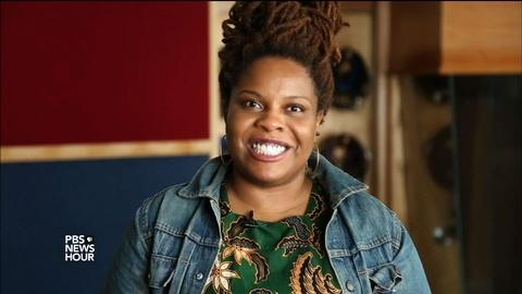PBS NewsHour -- Why this writer chronicles uncompromising black artists