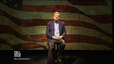 PBS NewsHour -- Has the U.S. motto become 'In Nothing We Trust'?